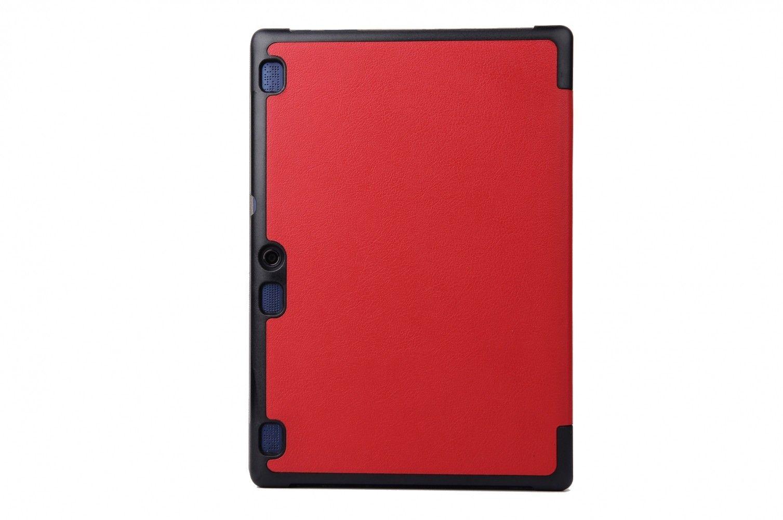 Обложка AIRON Premium для Lenovo Tab 2 A7 red - 1