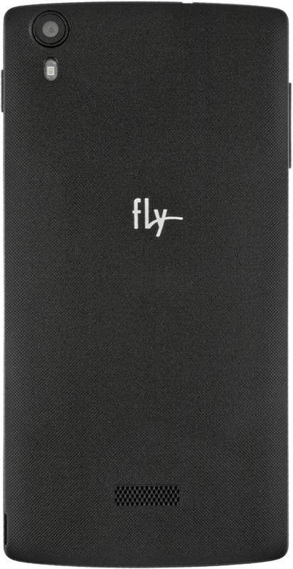 Мобильный телефон Fly FS502 Black - 4