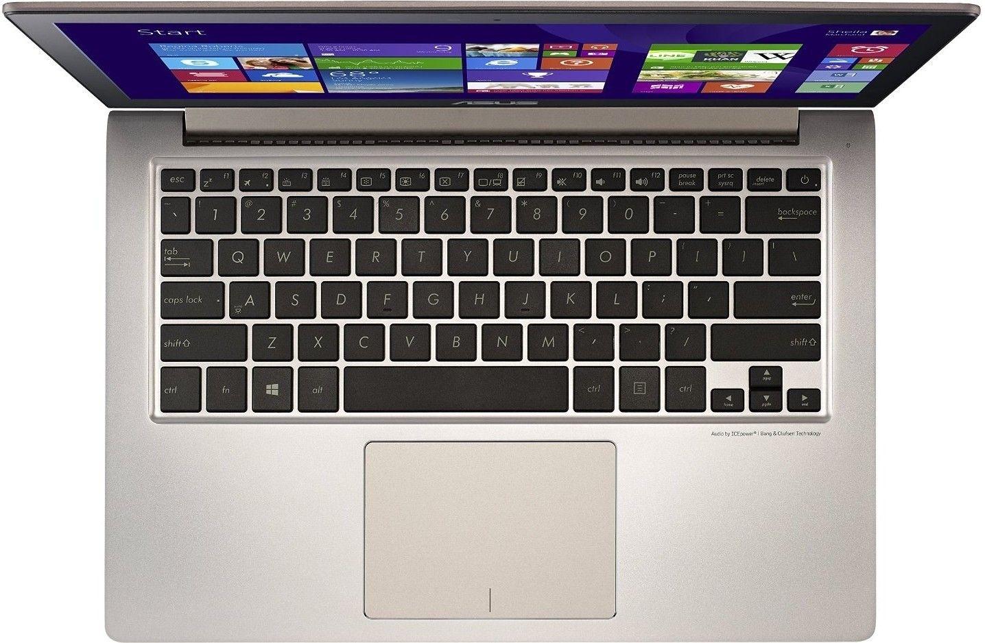 Ноутбук ASUS Zenbook UX303LA (UX303LA-C4272T) Smoky Brown - 2