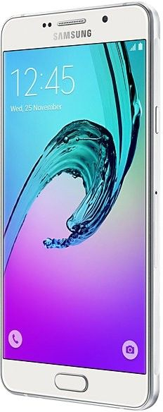 Мобильный телефон Samsung Galaxy A7 2016 Duos SM-A710 16Gb (SM-A710FZWDSEK) White - 2