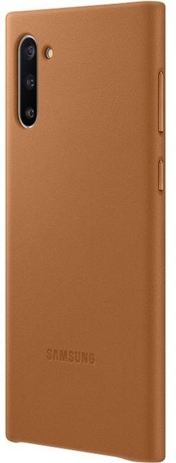 Чехол Samsung Leather Cover для Samsung Galaxy Note 10 (EF-VN970LAEGRU) Sand-Beige от Територія твоєї техніки - 4