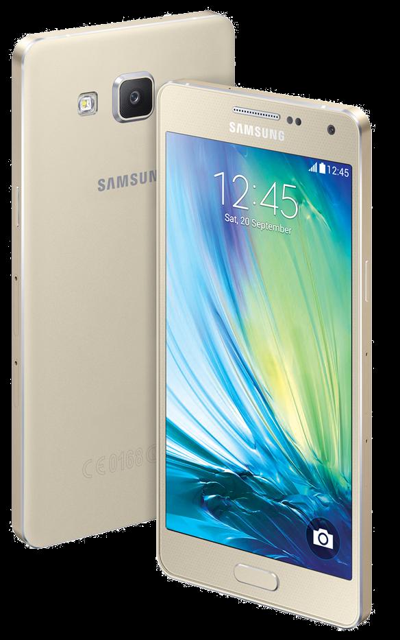 Мобильный телефон Samsung Galaxy A5 Duos SM-A500H Gold - 1