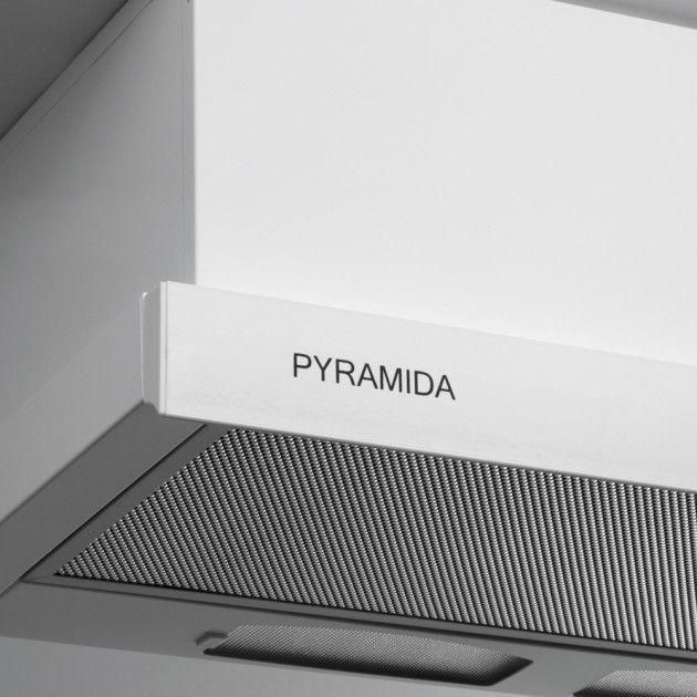 Вытяжка PYRAMIDA TL 60 (1000) WHITE/U   - 1