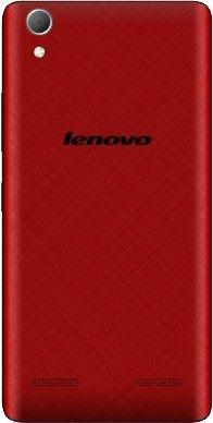 Мобильный телефон Lenovo A6010 Pro Red - 1