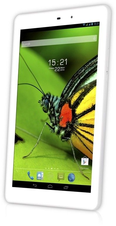 Планшет Fly Flylife Connect 10.1 3G 2 White - 3