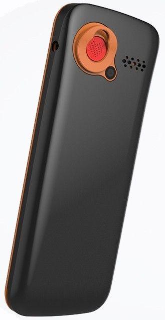 Мобильный телефон Sigma mobile Comfort 50 Mini3 Grey-Orange - 1