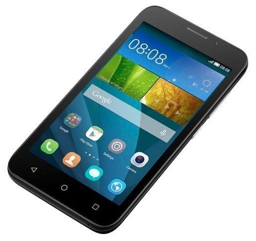 Мобильный телефон Huawei Ascend Y5c Black - 2