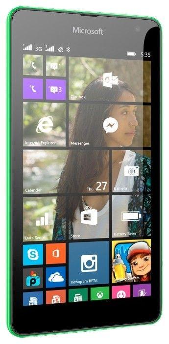 Мобильный телефон Microsoft Lumia 535 DS Green - 2