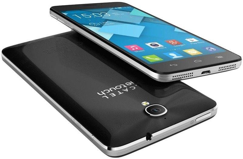 Мобильный телефон Alcatel One Touch 6043 Idol X+ Dual Sim Bluish Black - 2