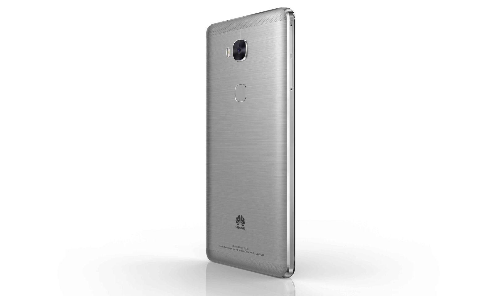 Мобильный телефон Huawei GR5 Dual Sim Black - 5