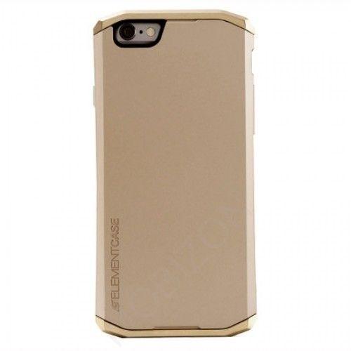 Чехол для iPhone 6/6S Element Case Solace Chroma Gold Body / Gold Crowns (EMT-0140) - 1