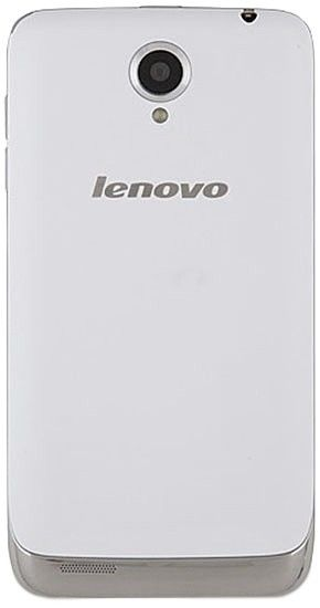 Мобильный телефон Lenovo S650 White - 3