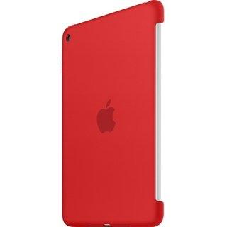 Силиконовый чехол Apple Silicone Case для  iPad mini 4 (MKLN2ZM/A) Red - 1