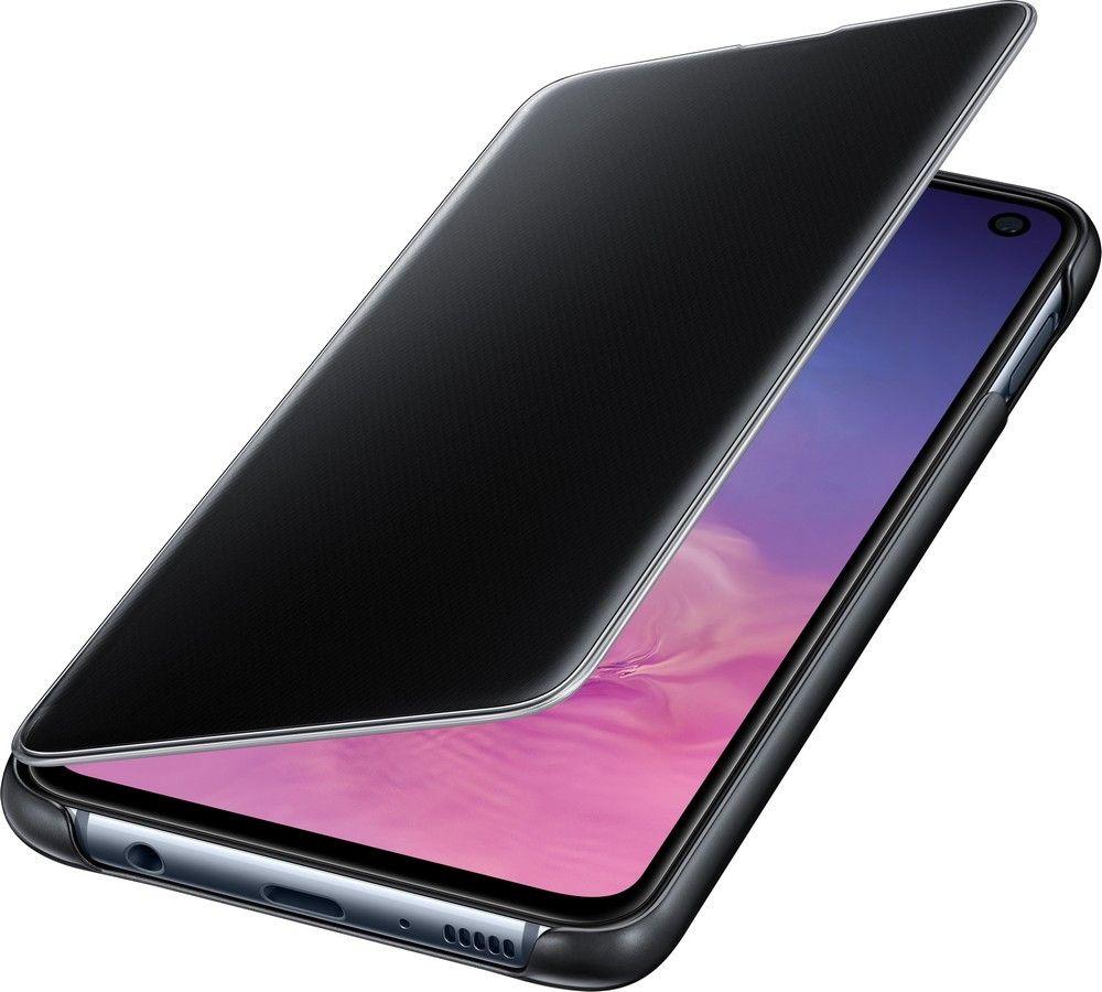 Чохол-книжка Samsung Clear View Cover для Samsung Galaxy S10e (EF-ZG970CBEGRU) Black