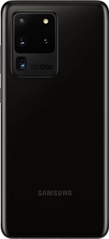 Смартфон Samsung Galaxy S20 Ultra (SM-G988BZKDSEK) Black от Територія твоєї техніки - 5