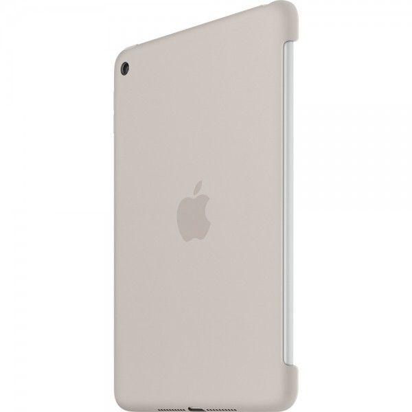 Силиконовый чехол Apple Silicone Case для  iPad mini 4 (MKLP2ZM/A) Stone - 1