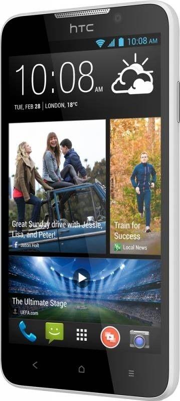 Мобильный телефон HTC Desire 516 Dual Sim White - 2