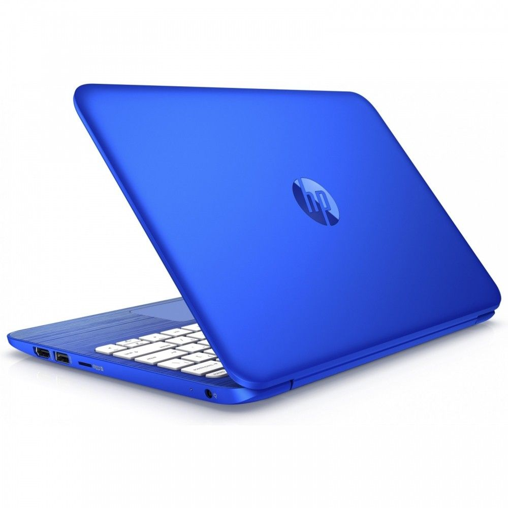 Ноутбук HP Stream 11-r000ur (N8J54EA) Blue - 1