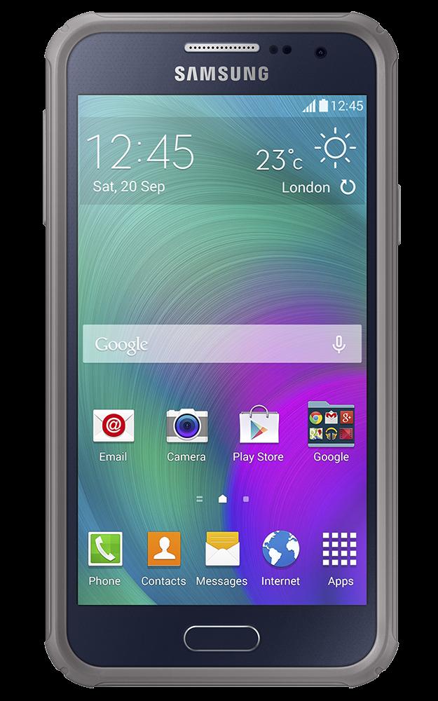 Накладка Samsung Protective Cover для Samsung Galaxy A3 Brown (EF-PA300BAEGRU) - 2