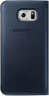 Чехол Samsung S View Zero для Samsung Galaxy S6 BlueBlack (EF-CG920PBEGRU) - 1