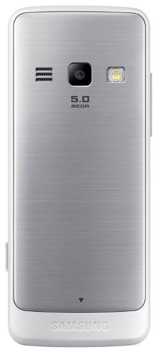 Мобильный телефон Samsung S5611 White - 1