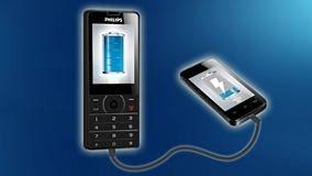 Мобильный телефон Philips X1560 Black - 4