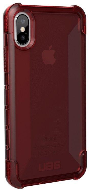 Чехол UAG iPhone X/Xs Folio Plyo (IPHX-Y-CR) Crimson от Територія твоєї техніки - 4