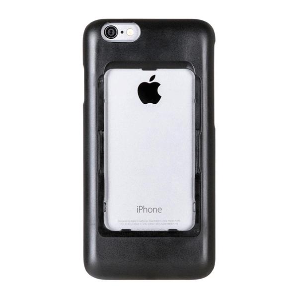 Чехол Elari CardPhone Case for iPhone 6 Plus /6s Plus  Black (LR-CS6-BLCK) - 3