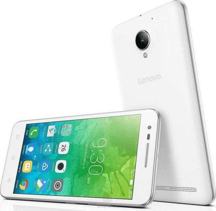 Мобильный телефон Lenovo Vibe C2 Power (K10a40) White - 1