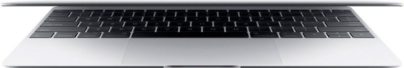 "Ноутбук Apple MacBook 12"" Silver (MF865UA/A) - 2"
