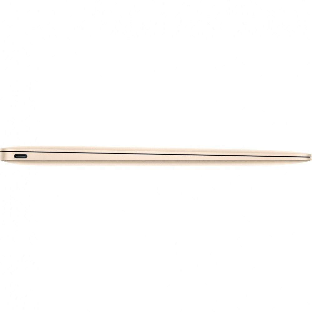 "Ноутбук Apple MacBook 12"" Gold (Z0RW00049) - 3"