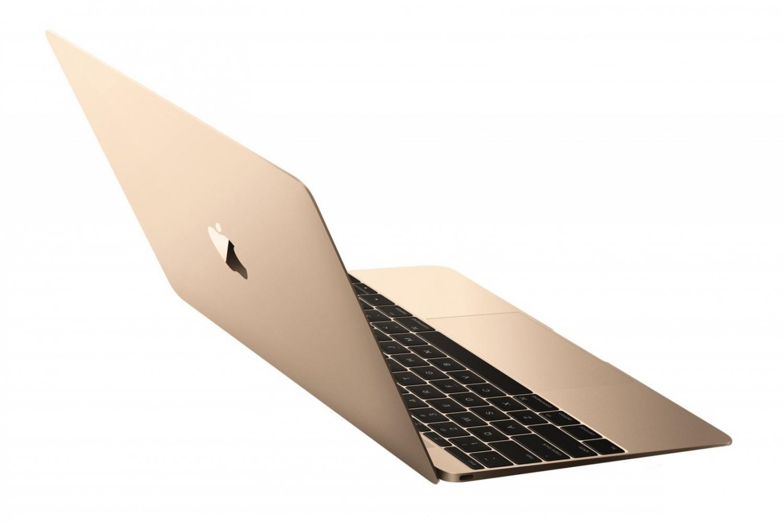 """Ноутбук Apple MacBook 12"""" Gold (MLHE2UA/A) - 2"""