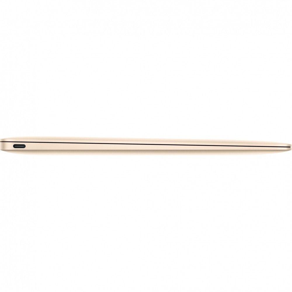 """Ноутбук Apple MacBook 12"""" Gold (MLHE2UA/A) - 3"""