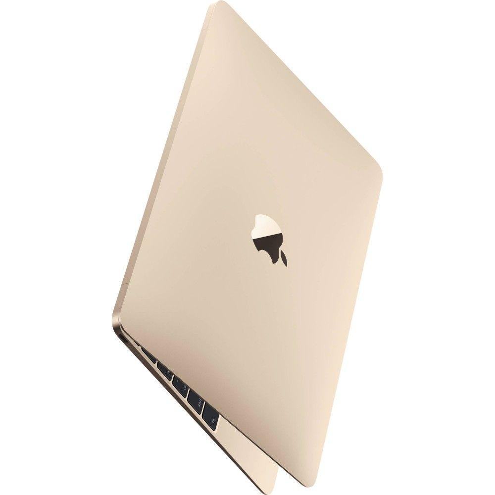 """Ноутбук Apple MacBook 12"""" Gold (MLHE2UA/A) - 4"""