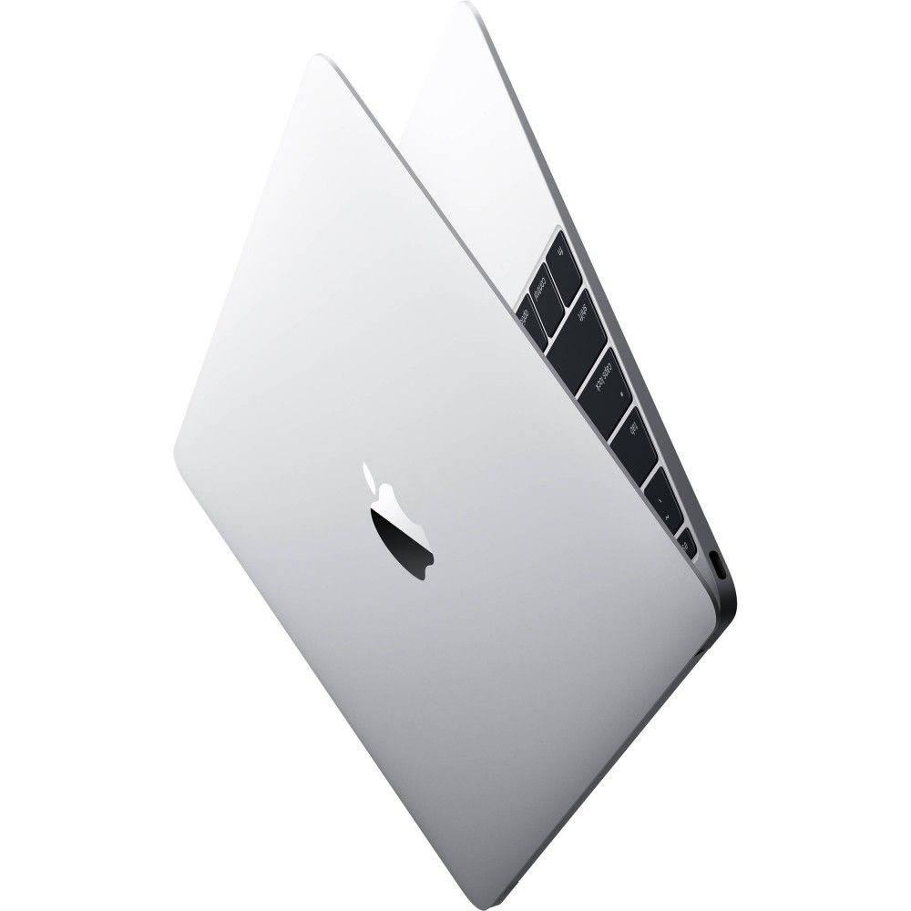 "Ноутбук Apple MacBook 12"" Silver (MLHC2UA/A) - 2"