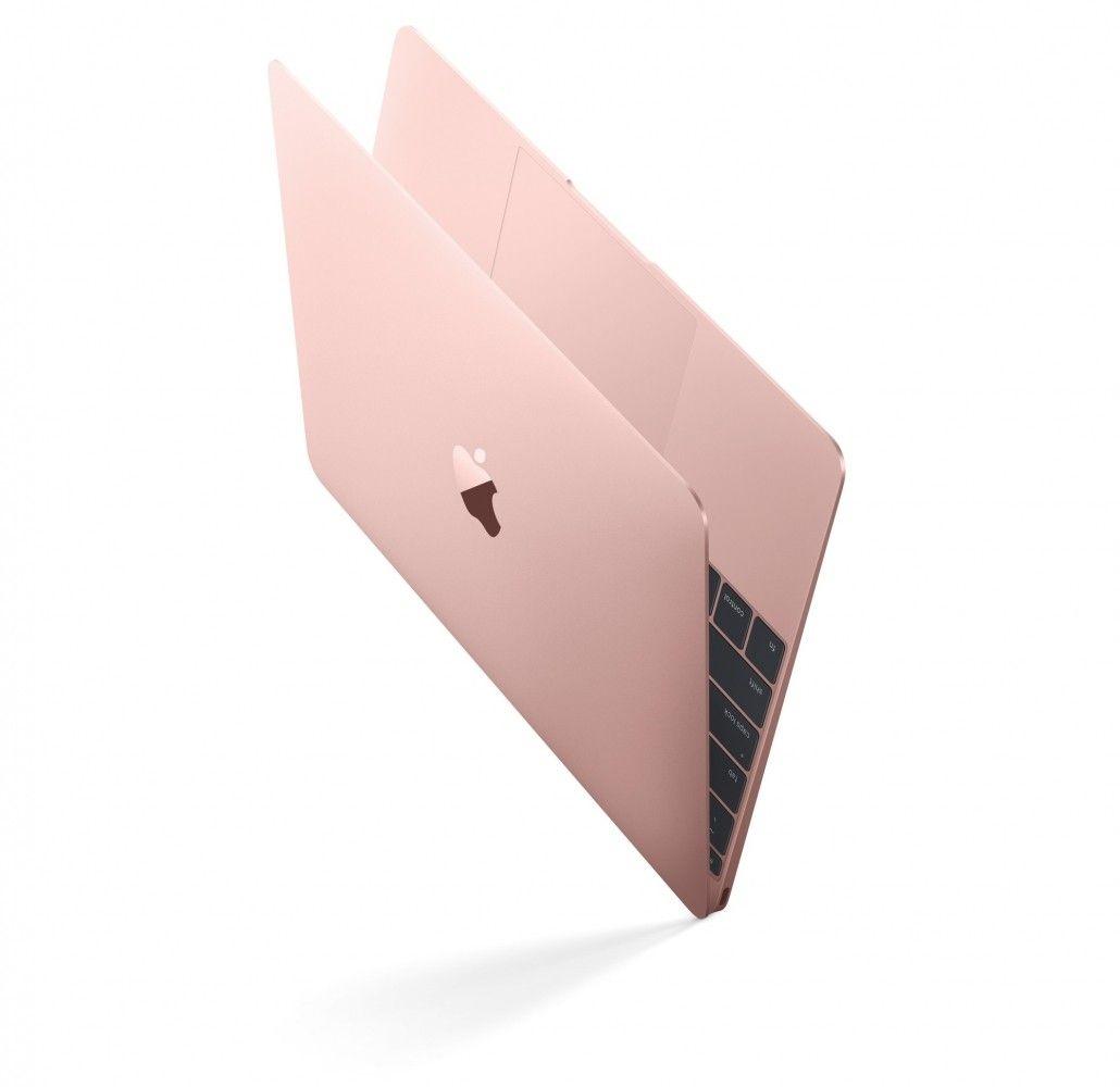 "Ноутбук Apple MacBook 12"" Rose Gold (Z0TE0002C) - 1"