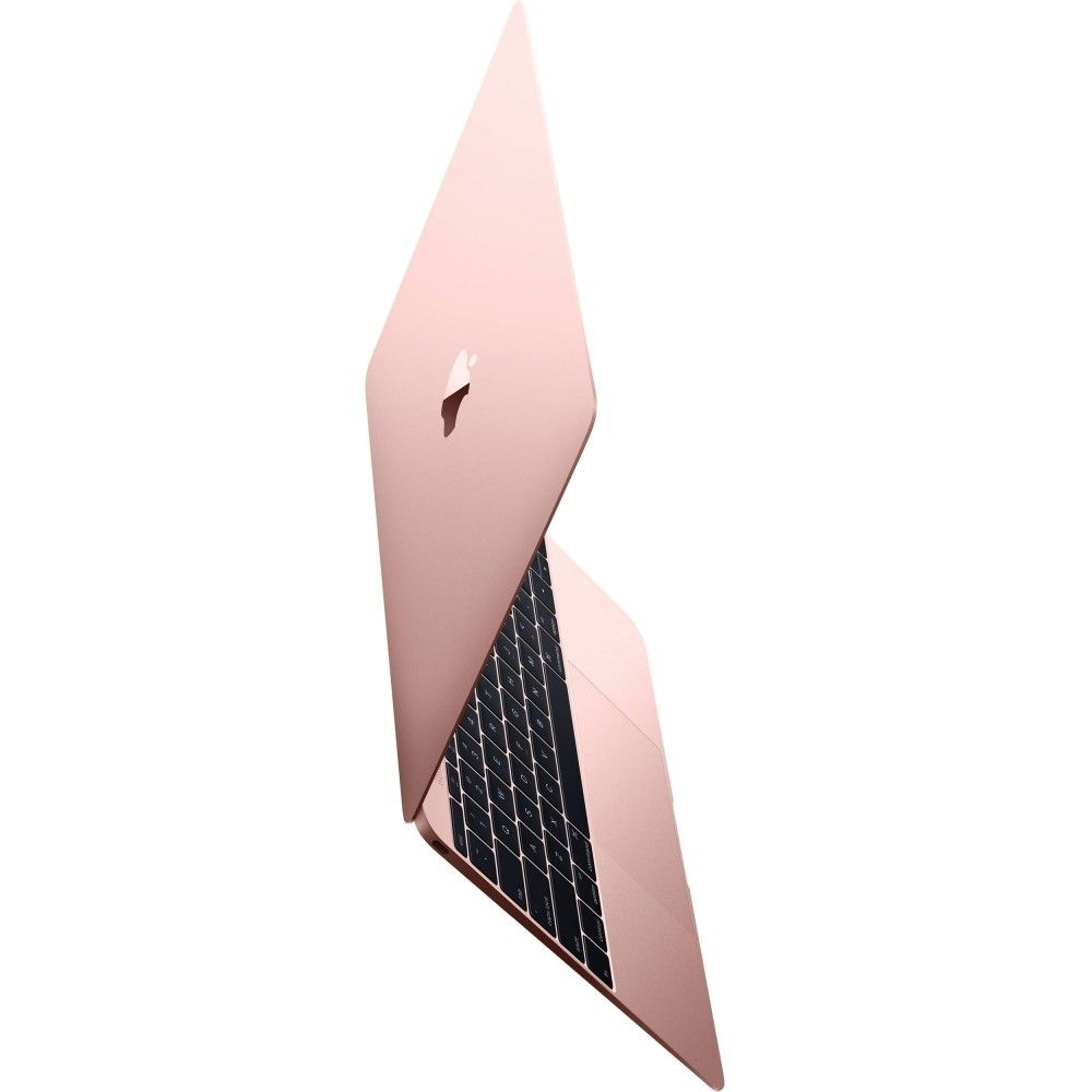 "Ноутбук Apple MacBook 12"" Rose Gold (Z0TE0002C) - 2"