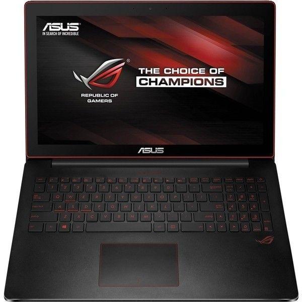Ноутбук ASUS ROG G501VW (G501VW-FI038T) - 3