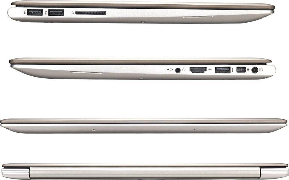 Ноутбук ASUS Zenbook UX303UA (UX303UA-C4053R) Smoky Brown - 5