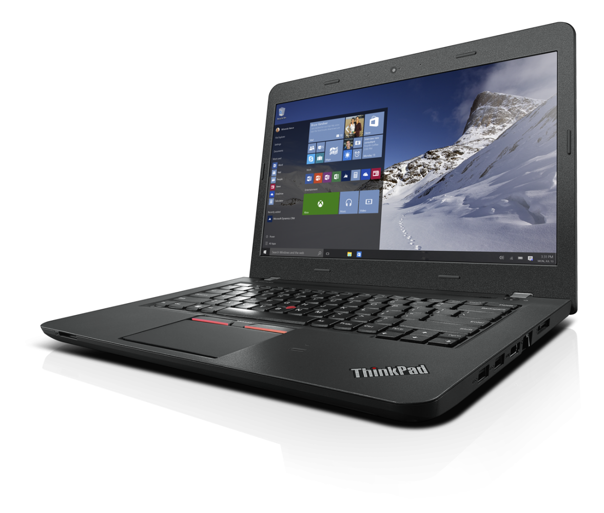 Ноутбук LENOVO ThinkPad E560 (20EVS05D00) - 1