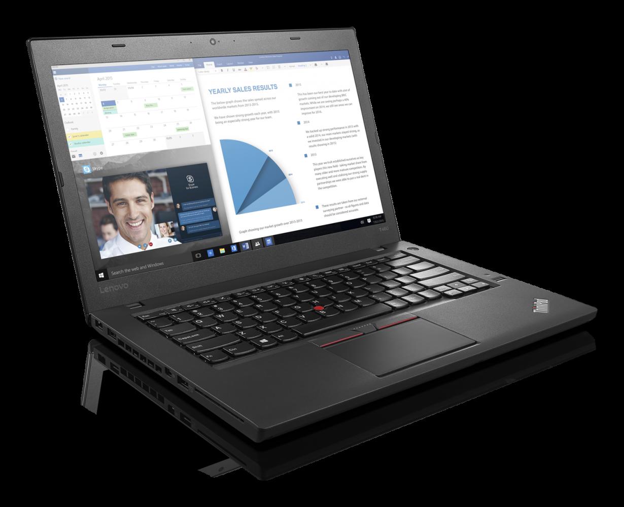 Ноутбук LENOVO ThinkPad T460 (20FNS03L00) - 1