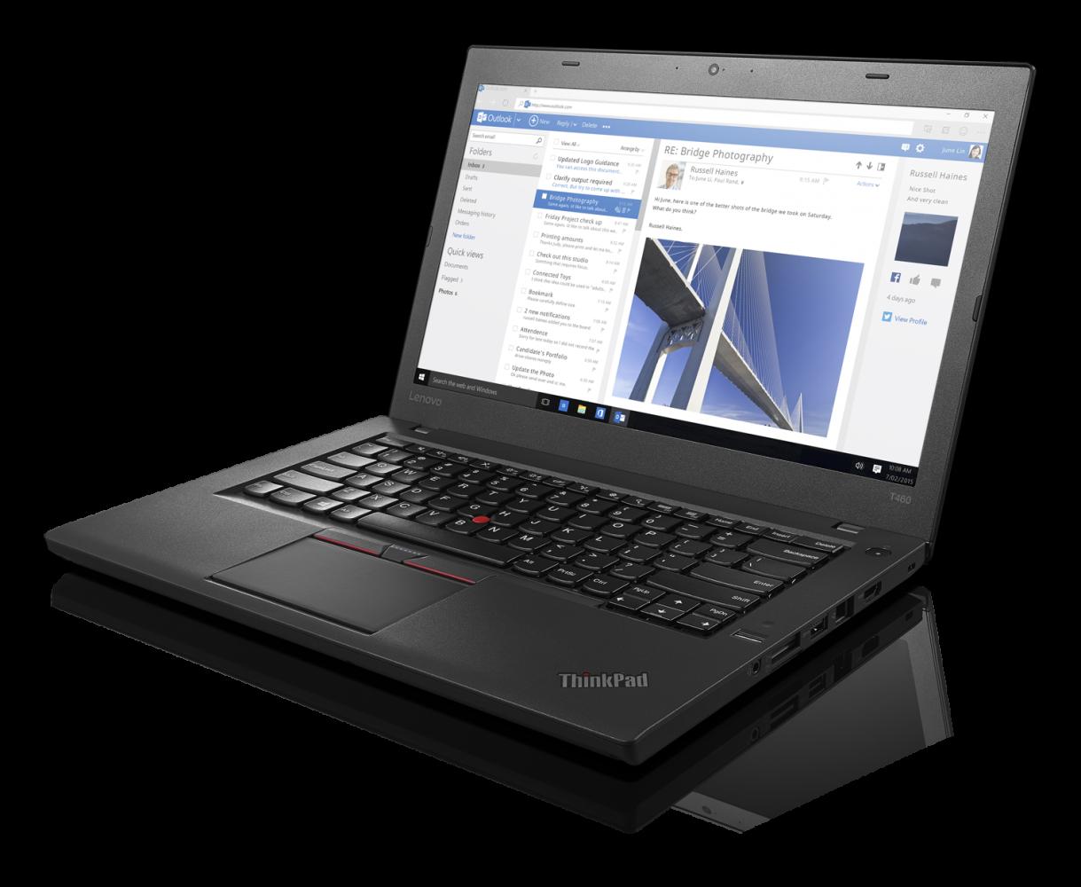 Ноутбук LENOVO ThinkPad T460 (20FNS01800) - 2