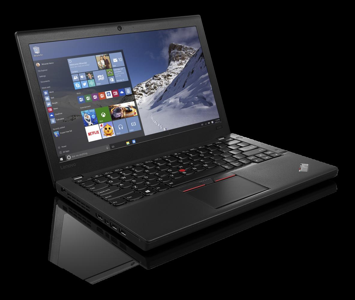 Ноутбук LENOVO ThinkPad X260 (20F6S04Y00) - 1