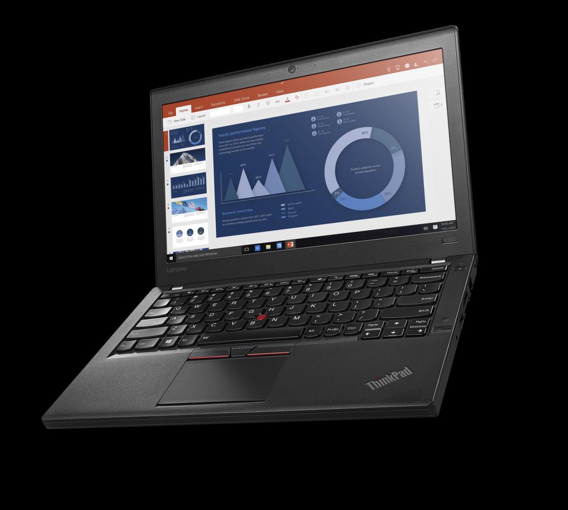 Ноутбук LENOVO ThinkPad X260 (20F6S04X00) - 3
