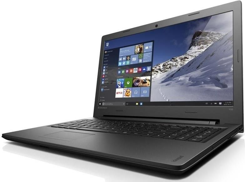 Ноутбук LENOVO IdeaPad 100 (80QQ00EPUA) - 3