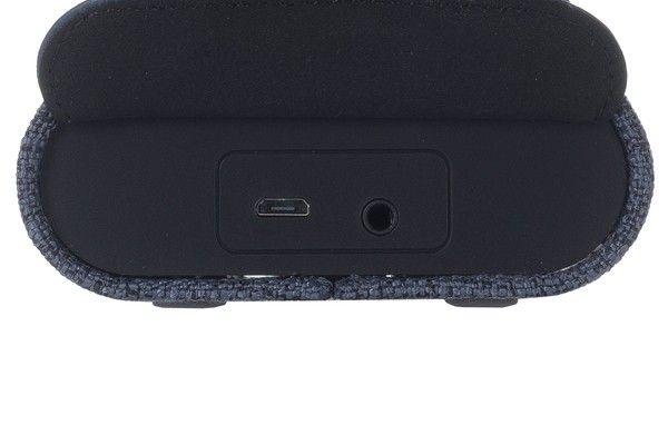 Портативная акустика Ergo BTH-740 Blue от Територія твоєї техніки - 7