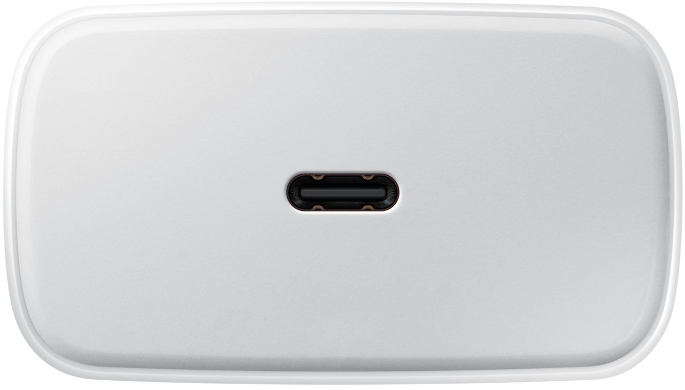 Сетевое зарядное устройство Samsung Fast Charging Type-C 45W (EP-TA845XWEGRU) White от Територія твоєї техніки - 3