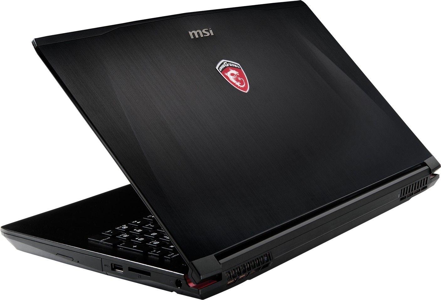Ноутбук MSI GE72-6QF (GE726QF-089UA) - 1