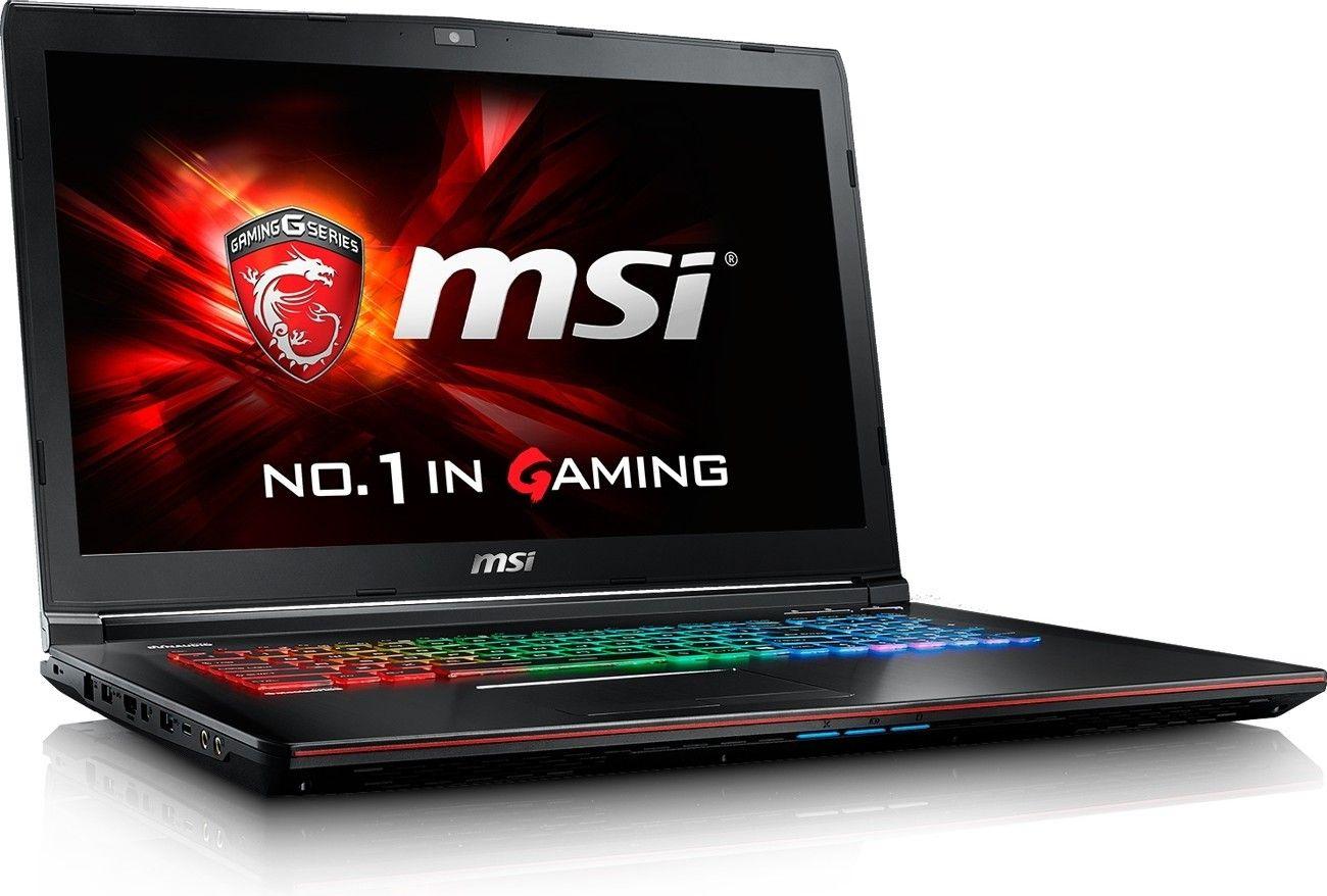 Ноутбук MSI GE72-6QF (GE726QF-089UA) - 2