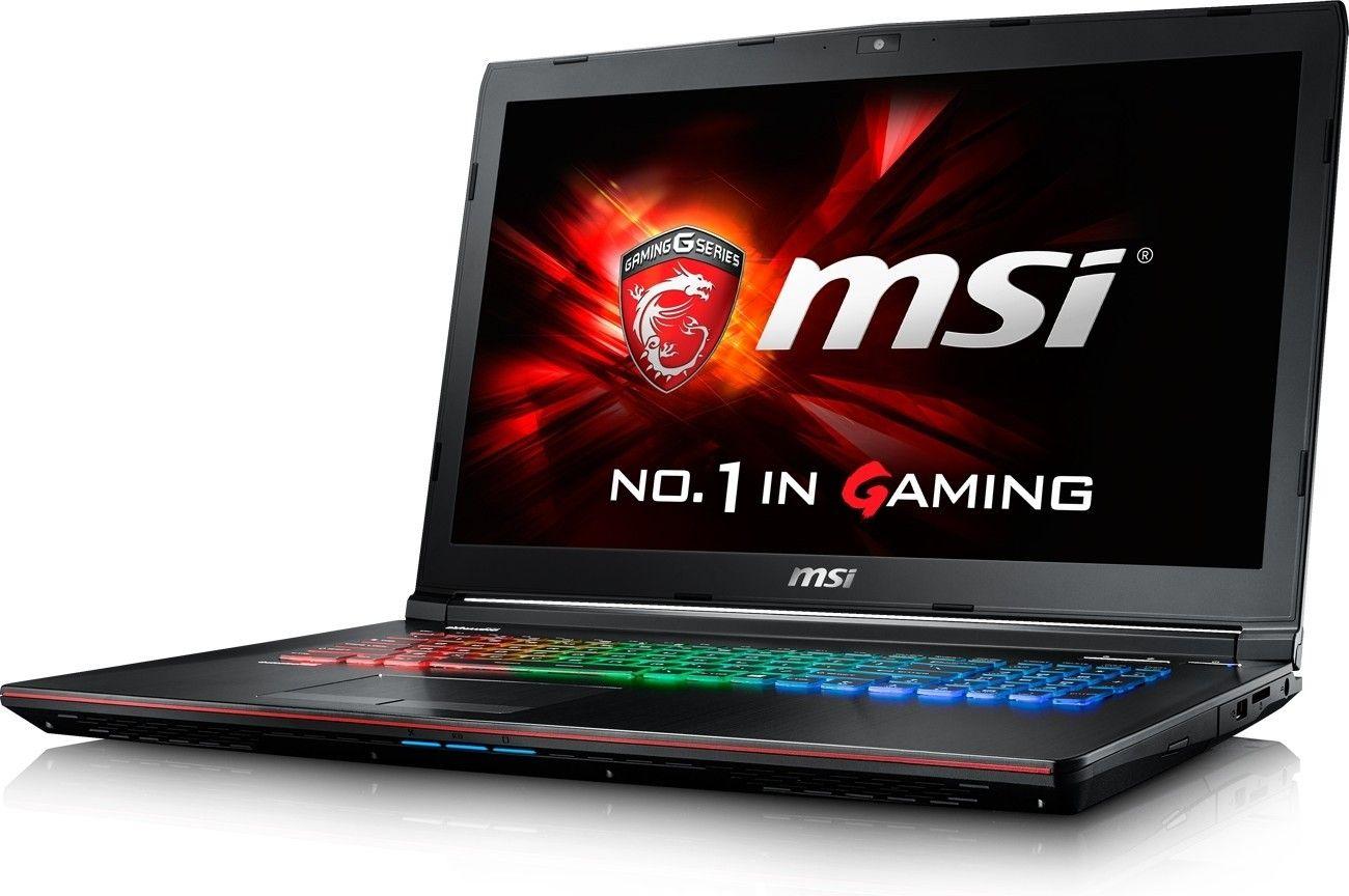 Ноутбук MSI GE72-6QF (GE726QF-089UA) - 3